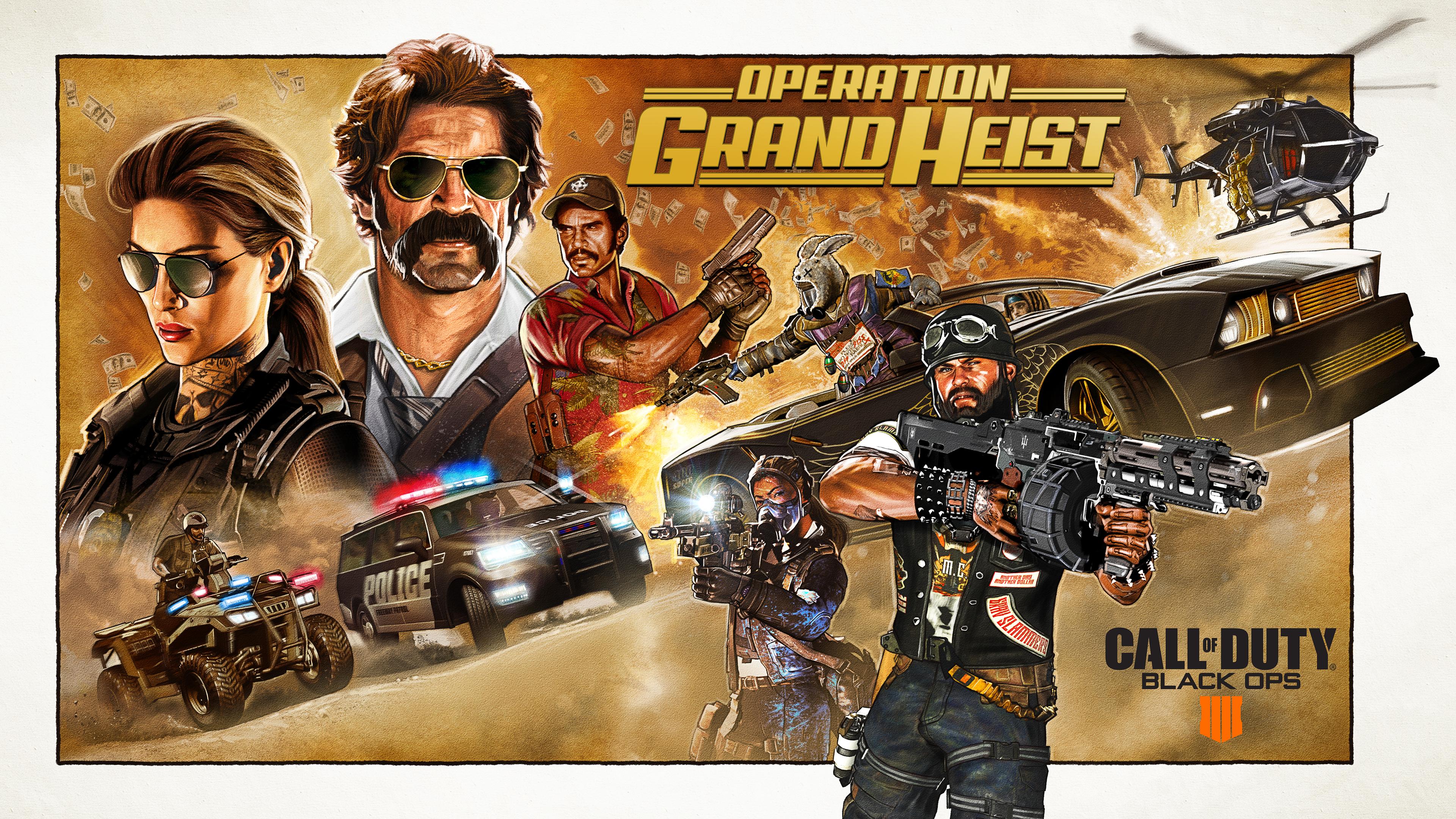 Operation Grand Heist Arrives February 19 on PS4