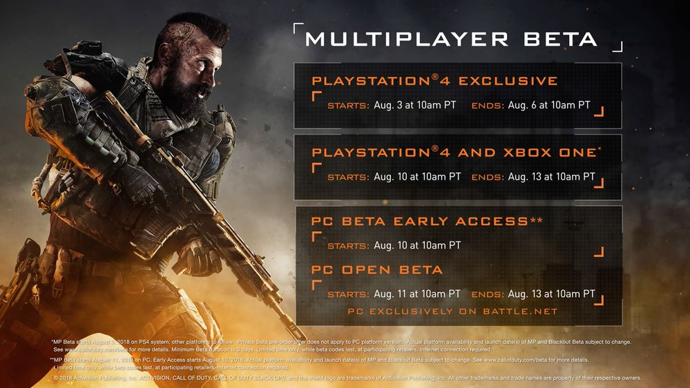 Announcing the Call of Duty: Black Ops 4 Private Multiplayer