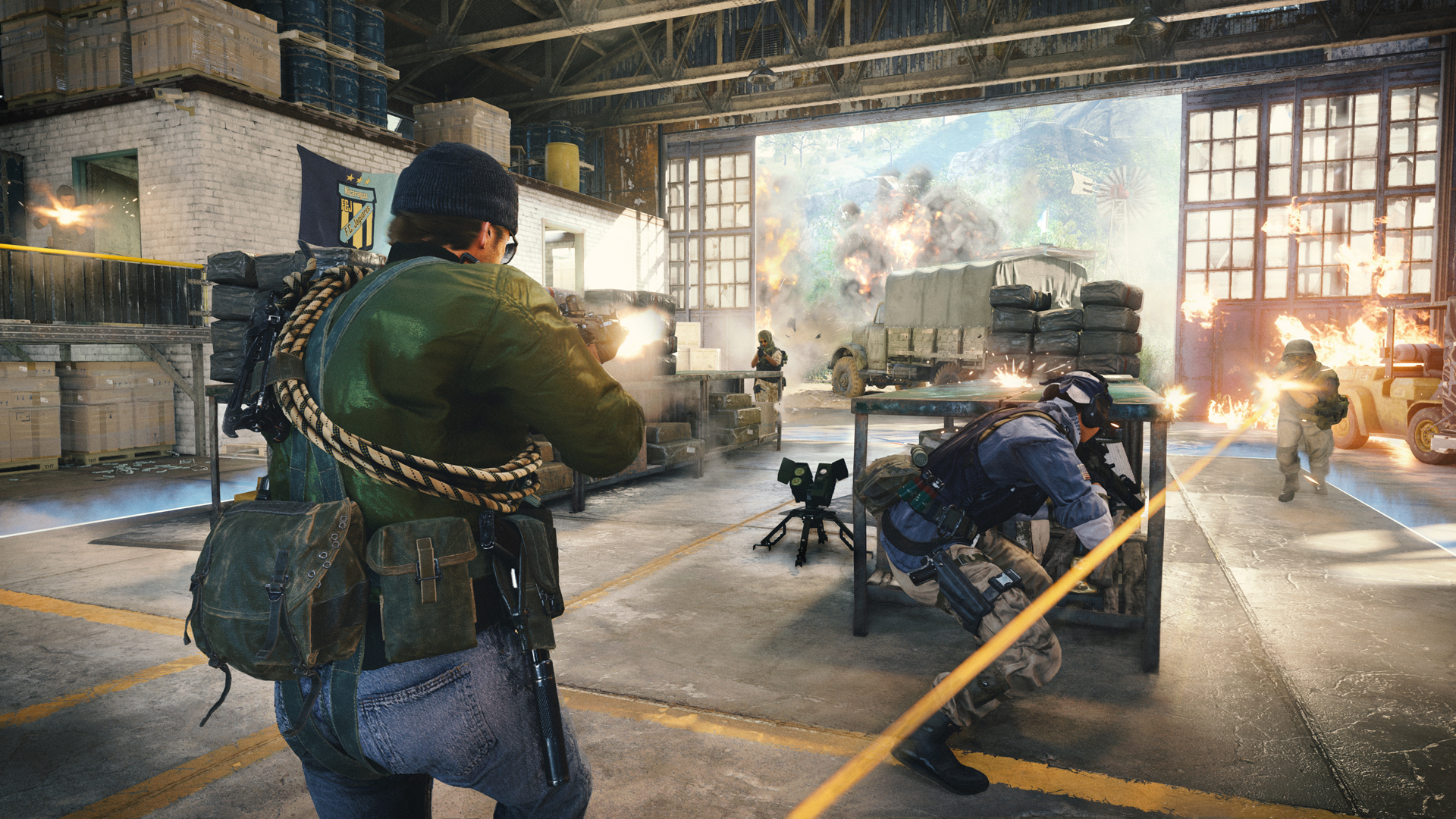 Welcome To The Black Ops Cold War Beta