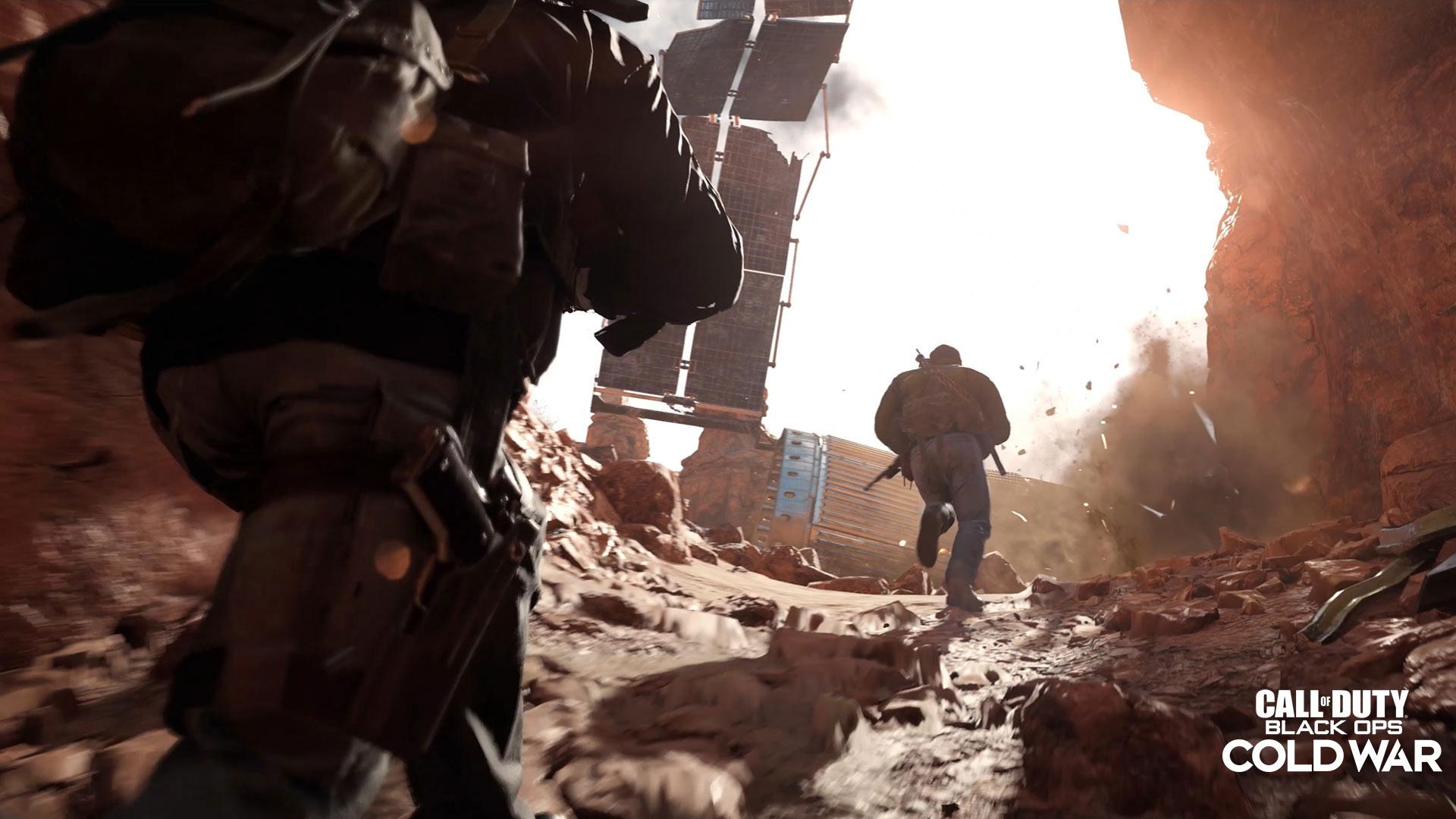 Black Ops Cold War Multiplayer Reveal